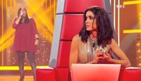 The Voice Amalya Delepierre chante Set Fire To The Rain streaming en Direct