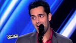 %video Yoann Fréget interprète « The greatest love of all » (Whitney Houston) the voice
